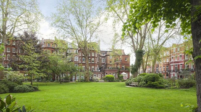 Bolton Gardens, London, SW5